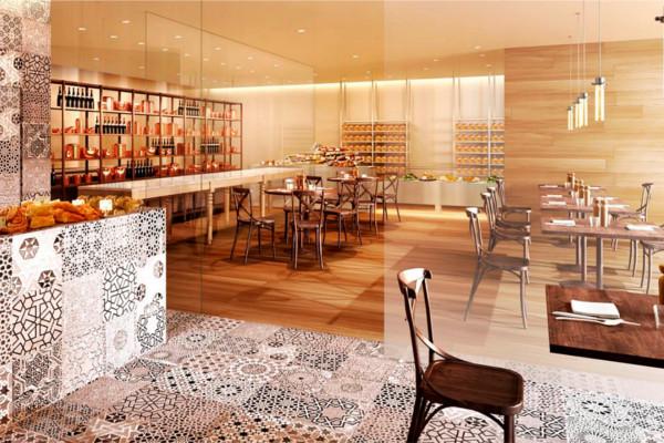 Restaurant - Hôtel Five Palm Jumeirah 5* Dubai Dubai et les Emirats
