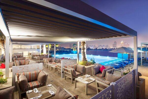 Restaurant - Hôtel Grand Cosmopolitan 5* Dubai Dubai et les Emirats