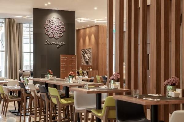 Restaurant - Hôtel Hilton Garden Inn Al Jadaf 4* Dubai Dubai et les Emirats