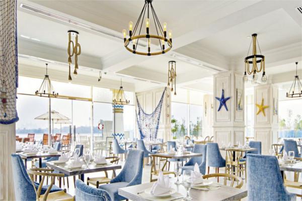 Restaurant - Hôtel Royal Central Palm Jumeirah 5* Dubai Dubai et les Emirats