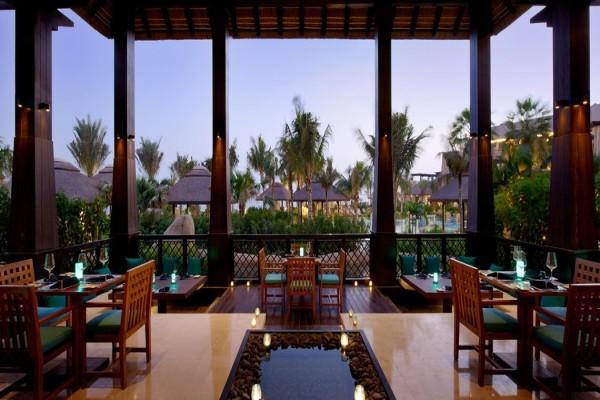 Restaurant - Hôtel Sofitel the Palm 5* Dubai Dubai et les Emirats
