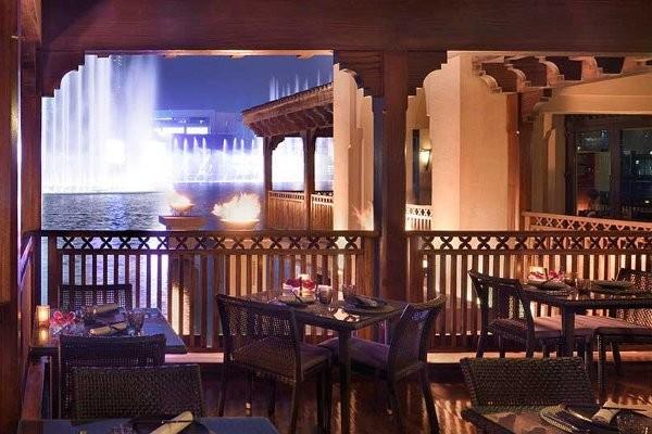 Restaurant - Hôtel The Palace Downtown 5* Dubai Dubai et les Emirats