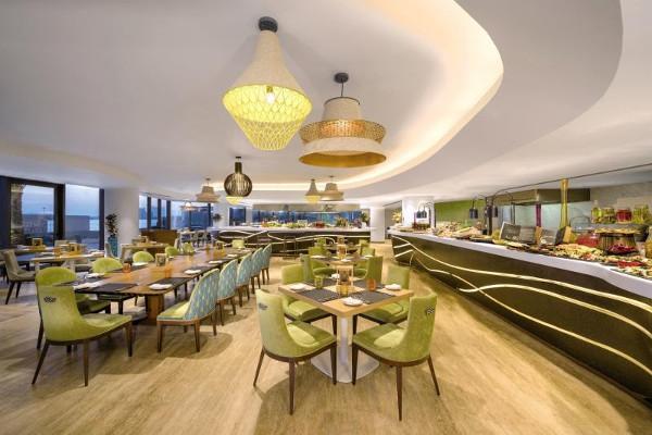 Restaurant - Hôtel The Retreat Palm Dubai MGallery by Sofitel 5* Dubai Dubai et les Emirats