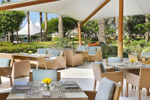 Restaurant - Hôtel The Ritz Carlton 5* Dubai Dubai et les Emirats