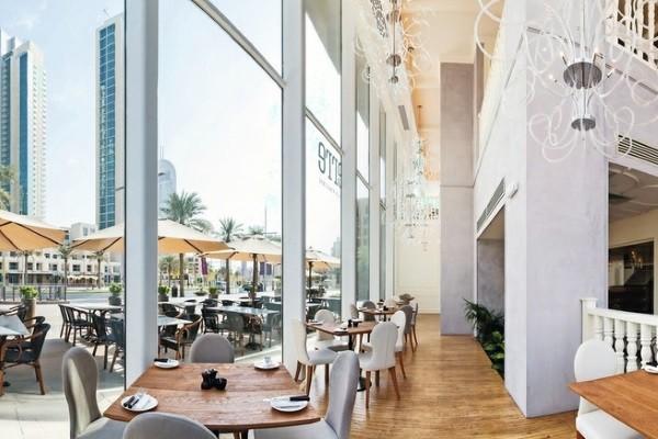 Restaurant - Hôtel Vida Downtown 4* Dubai Dubai et les Emirats