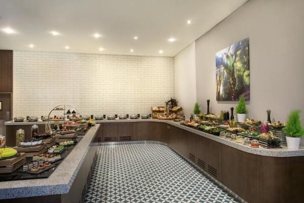 Restaurant - Hôtel Wyndham Garden Ajman 4* Dubai Dubai et les Emirats