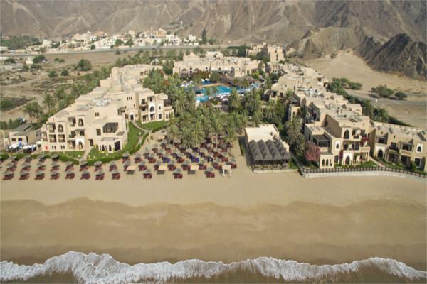 Vue panoramique - Fujairah Miramar Beach Resort