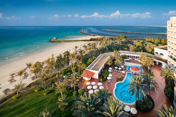 Vue panoramique - Club Lookéa Ajman Dubai 5* Dubai Dubai et les Emirats