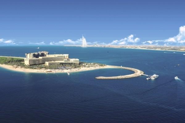 Vue panoramique - Hôtel Rixos The Palm Dubai 5* Dubai Dubai et les Emirats