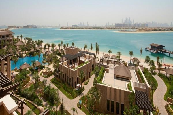 Vue panoramique - Hôtel Sofitel the Palm 5* Dubai Dubai et les Emirats