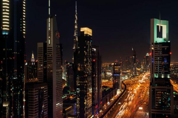 Ville - Hôtel Hôtel Four Points by Sheraton Sheikh Zayed Road 4*