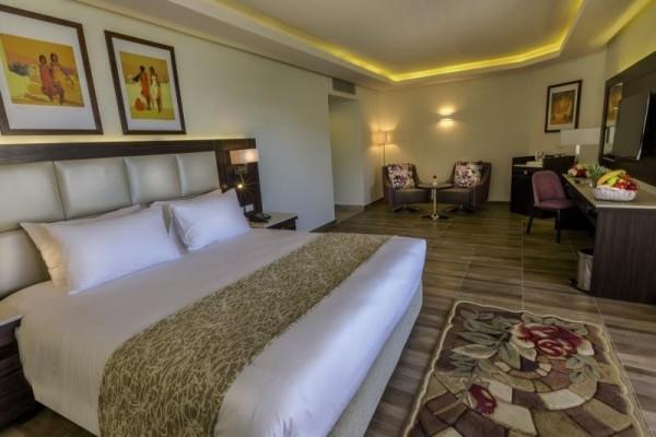 Chambre - Hôtel Albatros White Beach Resort 5* Hurghada Egypte