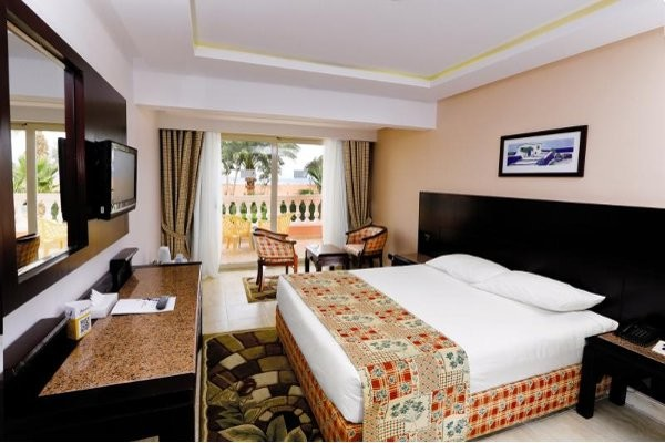 Chambre - Hôtel Beach Albatros Resort 4* Hurghada Egypte