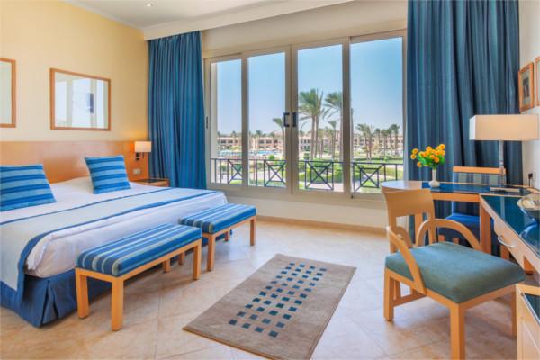 Chambre - Hôtel Cleopatra Luxury Resort Makadi Bay 5* Hurghada Egypte