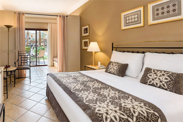 Chambre - Hôtel Jaz Makadi Saraya 5* Hurghada Egypte