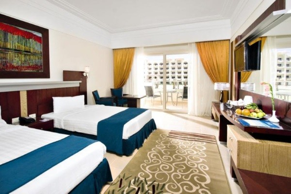 Chambre - Hôtel Serenity Fun City 5* Hurghada Egypte