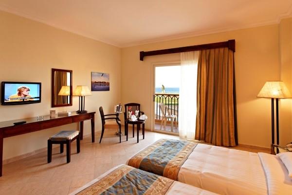 Chambre - Hôtel Three Corners Sunny Beach 4* Hurghada Egypte
