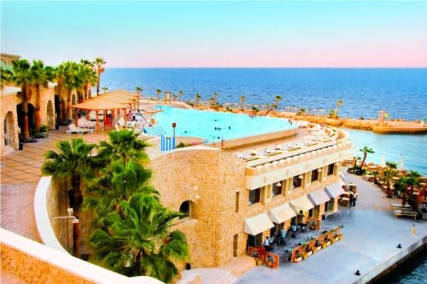 Facade - Hôtel Albatros Citadel Resort 5* Hurghada Egypte