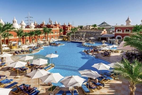 Facade - Hôtel Alf Leila Wa Leila 4* Hurghada Egypte