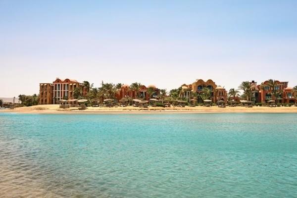 Facade - Club FTI Voyages Sheraton El Gouna 5* Hurghada Egypte
