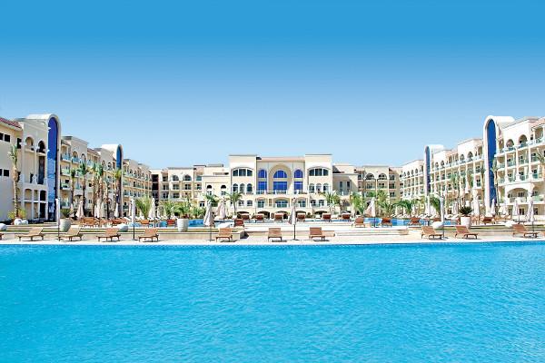 Facade - Hôtel Premier Le Rêve & Spa 5* Hurghada Egypte