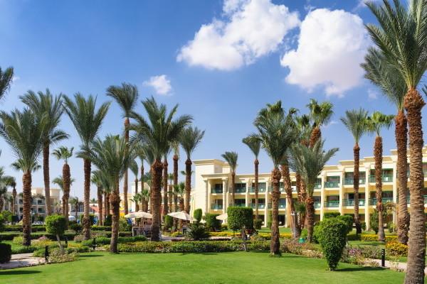 Facade - Hôtel Swiss Inn Resort Hurghada 5* Hurghada Egypte