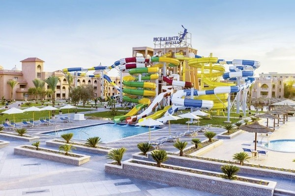 Piscine - Hôtel Albatros Aqua Park 4* Hurghada Egypte