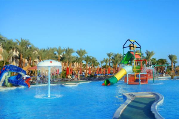 Piscine - Hôtel Albatros Palace Resort 5* Hurghada Egypte