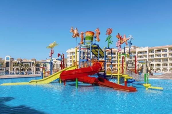 Piscine - Hôtel Albatros White Beach Resort 5* Hurghada Egypte