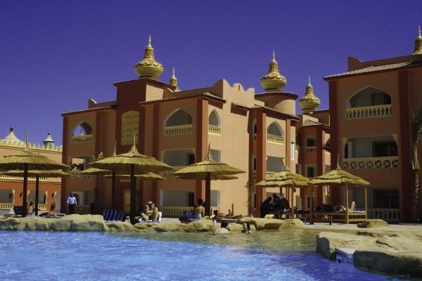 Piscine - Hôtel Alf Leila Wa Leila 4* Hurghada Egypte