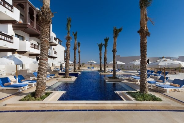 Piscine - Hôtel Ancient Sands 5* Hurghada Egypte