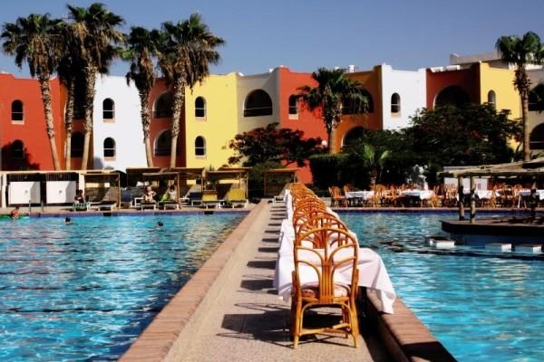 Piscine - Hôtel Arabia Azur Resort 4* Hurghada Egypte