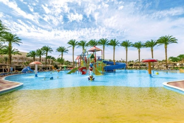 Piscine - Hôtel Beach Albatros Resort 4* Hurghada Egypte