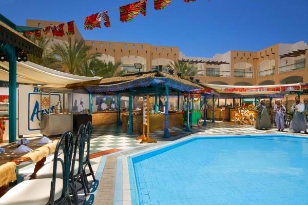 Piscine - Hôtel Bel Air Azur 4* Hurghada Egypte