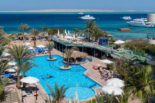 Piscine - Hôtel Bella Vista Resort 4* Hurghada Egypte