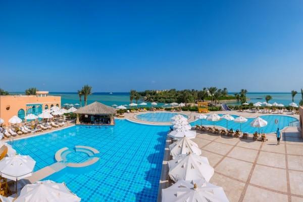 Piscine - Hôtel Bellevue El Gouna 4* Hurghada Egypte