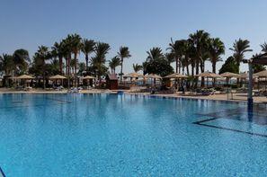 Egypte-Hurghada, Hôtel Continental Hurghada