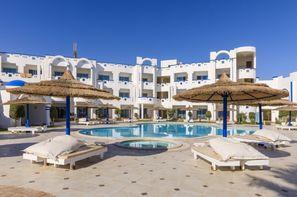 Egypte-Hurghada, Hôtel Coral Sun Beach