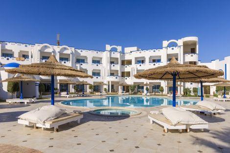 Egypte-Hôtel Coral Sun Beach 4*