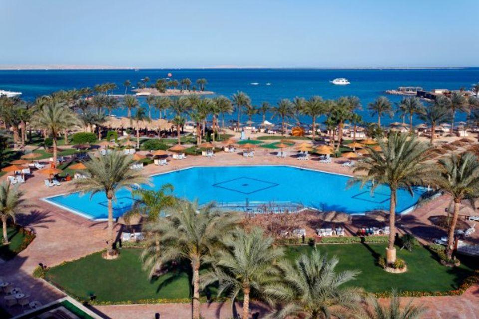 Hôtel Club Framissima Continental Hurghada Mer Rouge Egypte