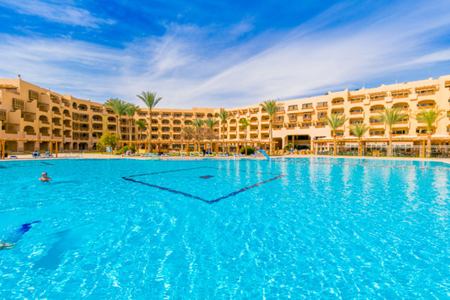Egypte : Club Framissima Continental Hurghada