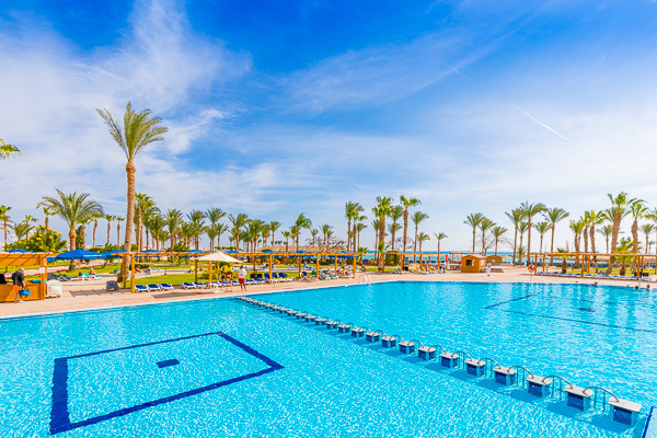 Piscine - Hôtel Framissima Continental Hurghada 5* Hurghada Egypte