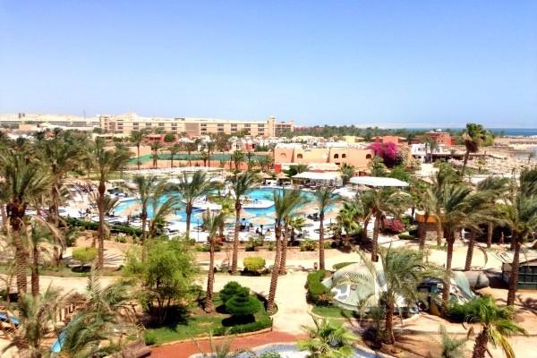 Piscine - Hôtel Giftun Azur Resort 3* Hurghada Egypte