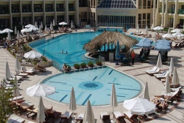 Piscine - Hilton Hurghada Resort