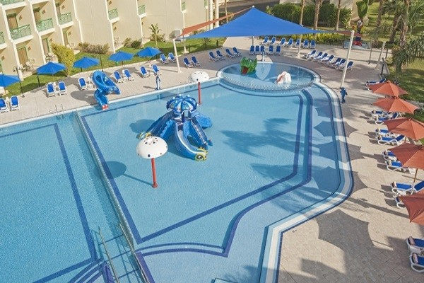Piscine - Hôtel Hilton Resort 5* Hurghada Egypte