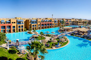 Egypte-Hurghada, Hôtel Hôtel Titanic Palace