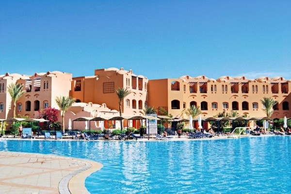 Piscine - Hôtel Jaz Makadi Oasis Resort & Club 5* Hurghada Egypte