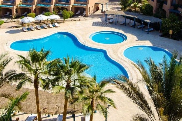 Piscine - Hôtel Labranda Club Paradisio El Gouna 4* Hurghada Egypte