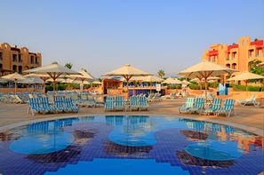 Egypte-Hurghada, Hôtel Lemon & Soul Makadi Bay
