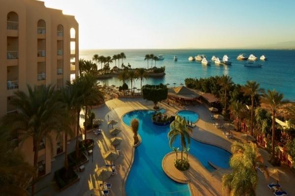 Piscine - Hôtel Marriott 5* Hurghada Egypte